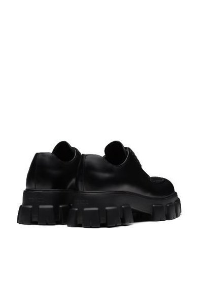 Prada - Lace-Up Shoes - for MEN online on Kate&You - 2EE356_B4L_F0002  K&Y11364