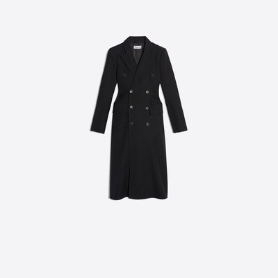 Balenciaga Double Breasted & Peacoats Kate&You-ID2205