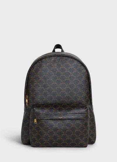 Рюкзаки и поясные сумки - Celine для МУЖЧИН онлайн на Kate&You - 188382BOV.38NO - K&Y3450