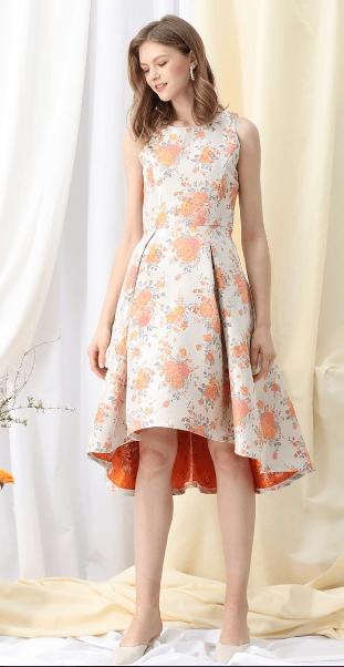 Chicwish - Vestiti corti per DONNA online su Kate&You - D200123001 K&Y7388