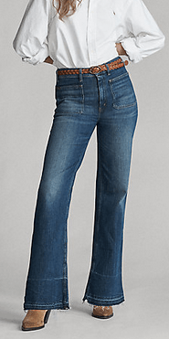 Ralph Lauren - Bootcut Jeans - for WOMEN online on Kate&You - 483848 K&Y9406