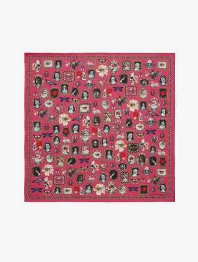Alexander McQueen Scarves Kate&You-ID12674
