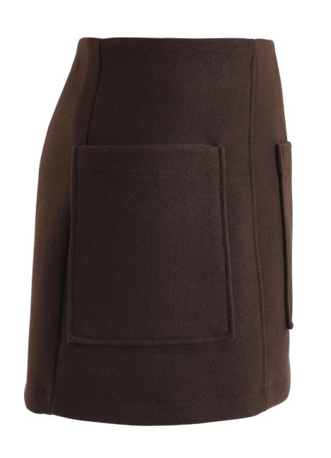 Chicwish - Mini-jupes pour FEMME online sur Kate&You - B191011031 K&Y7341
