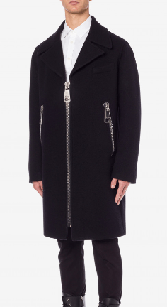 Moschino - Single-Breasted Coats - for MEN online on Kate&You - 202Z A061252121555 K&Y9399