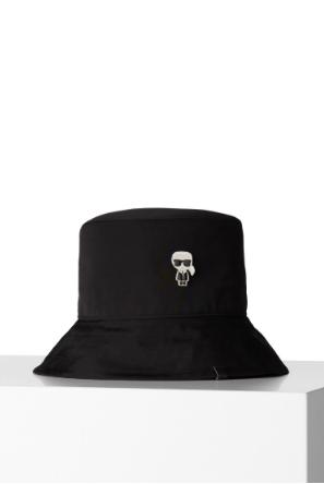 Karl Lagerfeld Bonnets & Chapeaux CHAPEAU BOB K / IKONIK Kate&You-ID8629