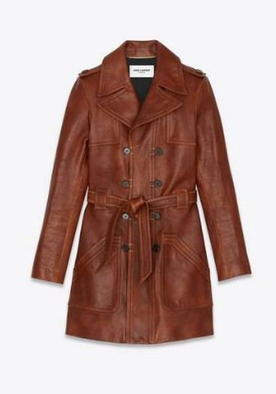 Yves Saint Laurent Кожаные куртки Kate&You-ID11683