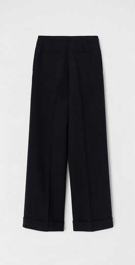 Jil Sander - Pantalons Slim pour FEMME online sur Kate&You - JSWR305100-WR201100 K&Y9551
