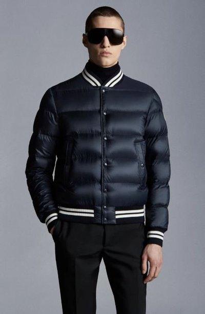 Moncler - Bomber Jackets - Vincennes for MEN online on Kate&You - G20911A0017053334778 K&Y11801