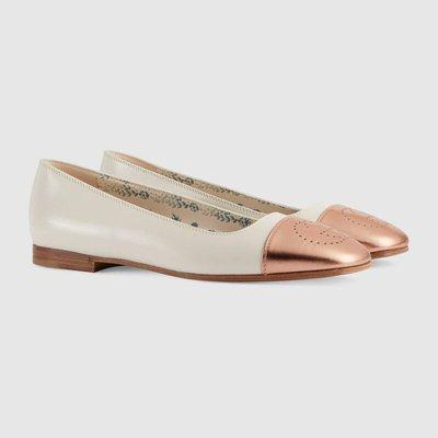 Gucci - Ballerina Shoes - for WOMEN online on Kate&You - 658942 D3V00 1000 K&Y10709