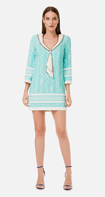 Elisabetta Franchi - Short dresses - for WOMEN online on Kate&You - AB19301E2 K&Y7137