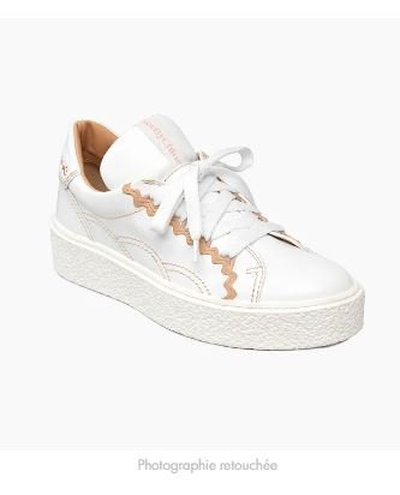 Chloé - Trainers - SEVY for WOMEN online on Kate&You - CHS21S001SK348 K&Y11360