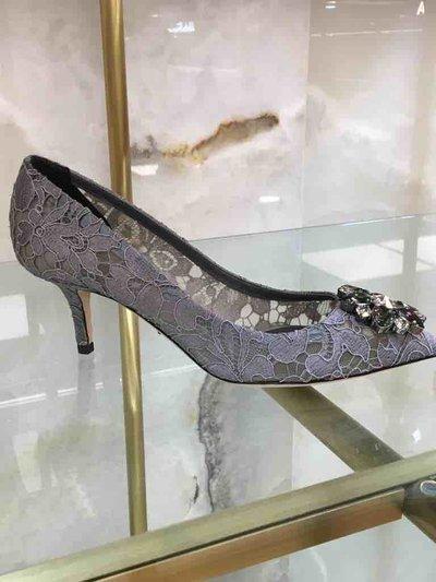 Dolce & Gabbana - Escarpins pour FEMME Escarpin Bellucci Rainbow Lace online sur Kate&You - K&Y1543