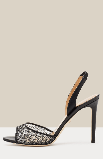 Diane Von Furstenberg Sandales Milli Lace Kate&You-ID8721