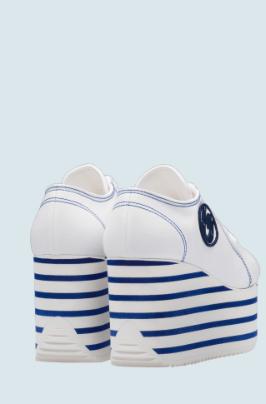 Miu Miu - Baskets pour FEMME online sur Kate&You - 5E012D_3L7L_F0P41_F_B095 K&Y6084