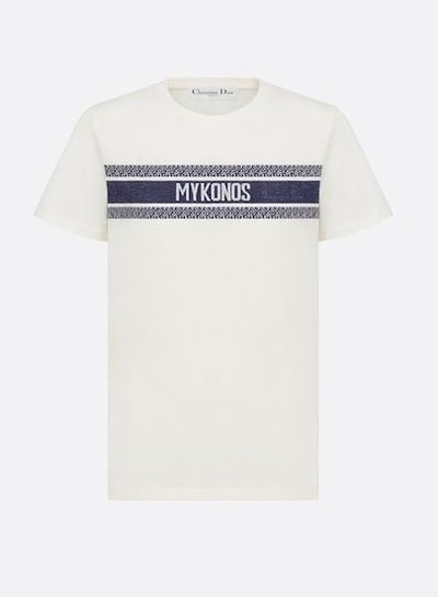 Dior T-shirts MYKONOS Kate&You-ID12183