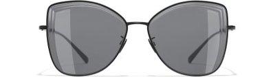 Chanel - Lunettes de soleil pour FEMME online sur Kate&You - A71324 X01060 K&Y1973