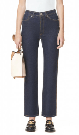 Lanvin Cropped Jeans Kate&You-ID10148