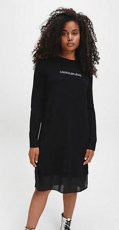 Calvin Klein - Vestiti corti per DONNA online su Kate&You - J20J214931 K&Y9831