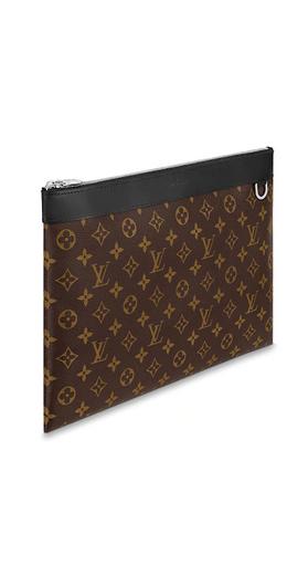 Кошельки и визитницы - Louis Vuitton для МУЖЧИН Discovery GM онлайн на Kate&You - M69411 - K&Y8640