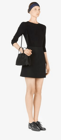 Azzedine Alaia - Shoulder Bags - Mina 20 for WOMEN online on Kate&You - AS1G067XCO24 K&Y8712
