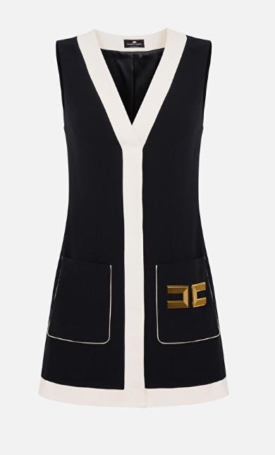 Elisabetta Franchi - Robes Courtes pour FEMME online sur Kate&You - AB20201E2 K&Y7117