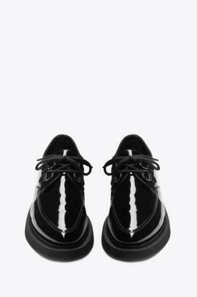 Yves Saint Laurent Lace-Up Shoes Kate&You-ID11504