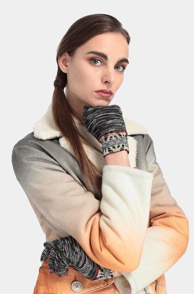 Missoni - Gants pour FEMME online sur Kate&You - MDS00207BK00B3S905V K&Y4549