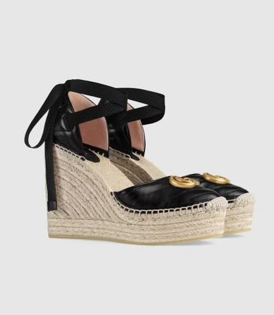 Gucci - Espadrilles - for WOMEN online on Kate&You - 573023 BTMO0 1000 K&Y11746
