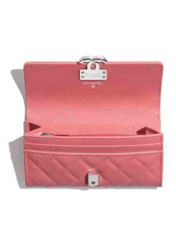 Кошельки и визитницы - Chanel для ЖЕНЩИН онлайн на Kate&You - AP1172 B00035 N5945 - K&Y6498