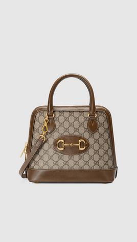 Gucci Tote Bags Sac à main détail Gucci Horsebit 1955 petite taill Kate&You-ID8376