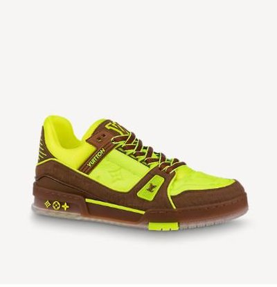 Louis Vuitton - Trainers - LV TRAINER for MEN online on Kate&You - 1A8Z6I K&Y11080
