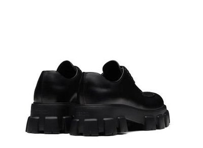 Prada - Lace-Up Shoes - for MEN online on Kate&You - 2EE356_B4L_F0002 K&Y10787