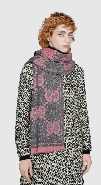 Gucci - Scarves - for WOMEN online on Kate&You - 598993 3GC15 1272 K&Y6375