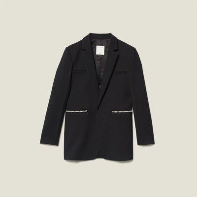 Пиджаки - Sandro для ЖЕНЩИН онлайн на Kate&You - SFPVE00168 - K&Y2599