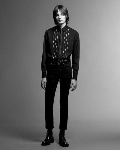 Yves Saint Laurent - Chemises pour HOMME online sur Kate&You - 575647Y030Q8106 K&Y2347