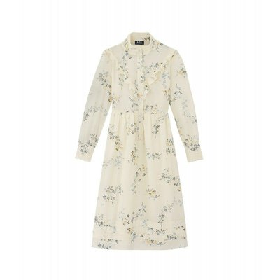 A.P.C. Midi dress Kate&You-ID750