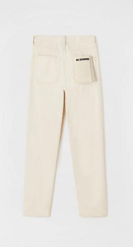 Jil Sander - Cropped Jeans - for WOMEN online on Kate&You - JPPQ663102-WQ246500 Se soucier K&Y10447