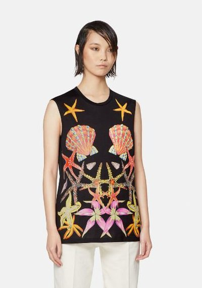 Versace - T-shirts - for WOMEN online on Kate&You - A89350-A228806_A1008 K&Y11830