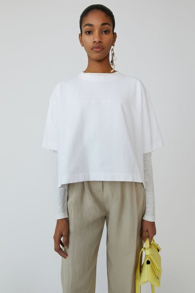 Acne Studios T-shirts Kate&You-ID2652