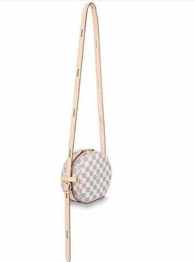 Louis Vuitton - Mini Sacs pour FEMME SAC BOÎTE CHAPEAU SOUPLE PM online sur Kate&You - N40333 K&Y8287