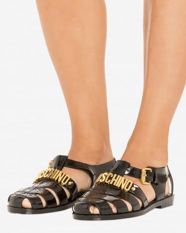 Moschino - Sandales pour FEMME online sur Kate&You - MA16501G1BM20000 K&Y9741