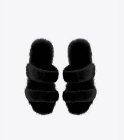Yves Saint Laurent - Sandals - BLEACH for MEN online on Kate&You - 649014E0E001000 K&Y11528