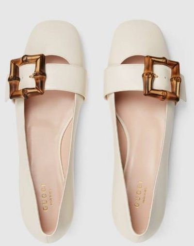 Gucci Ballerina Shoes Kate&You-ID11242