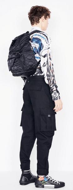 Dior - Zaini & Marsupi per UOMO online su Kate&You - 1ADBA099YRW_H08E K&Y2870
