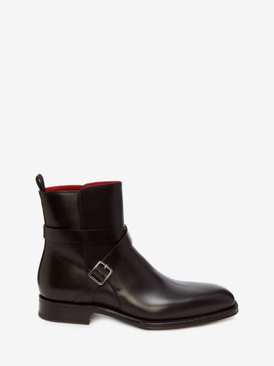 Alexander McQueen Boots Kate&You-ID2261