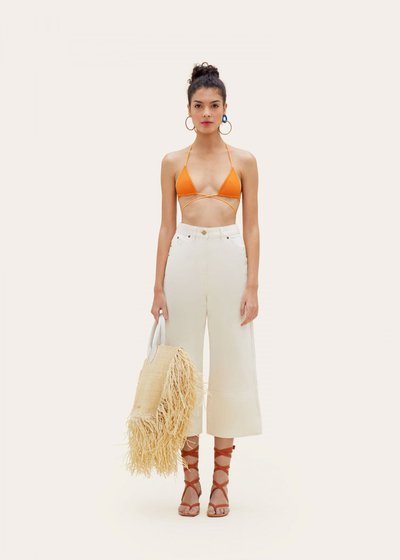 Jacquemus Pantalons Amples Kate&You-ID2488