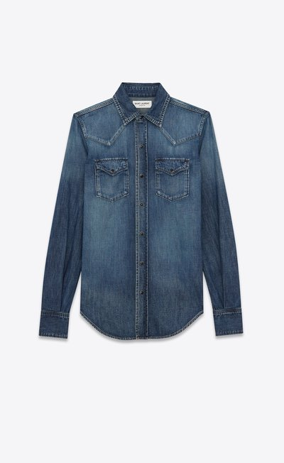 Yves Saint Laurent Shirts Kate&You-ID1901