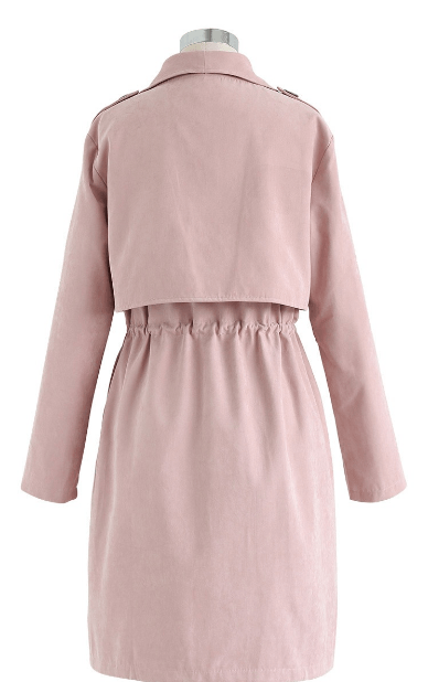 Chicwish - Trench & impermeabili per DONNA online su Kate&You - T190810025 K&Y7474