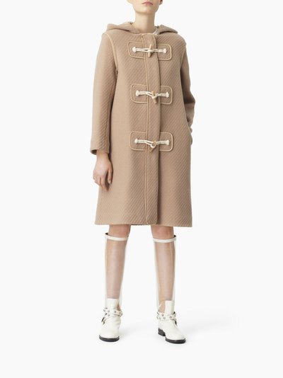 See By Chloé Single Breasted Coats Kate&You-ID2308