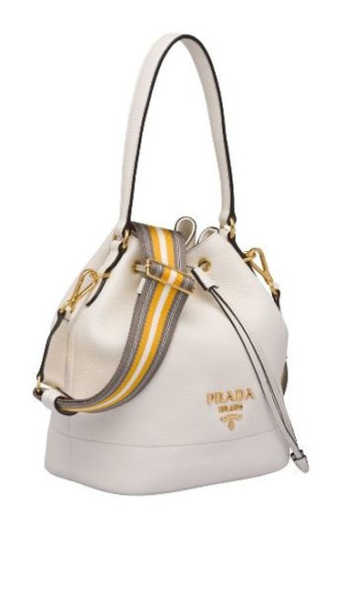 Prada - Tote Bags - for WOMEN online on Kate&You - 1BE018_2BBE_F0YGN_V_NOM K&Y11303